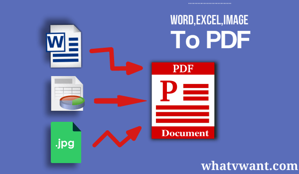 word file to pdf file converter free download