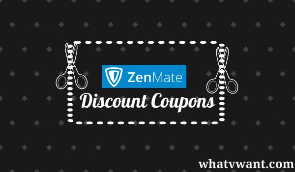 Zenmate Vpn Discount Coupon Code - Whatvwant