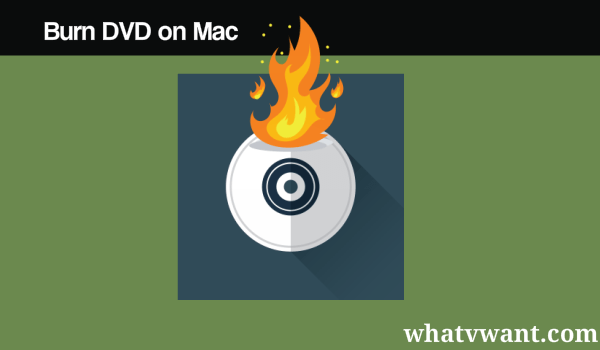 How To Burn A DVD On A Mac OS X Without Extra App - Whatvwant