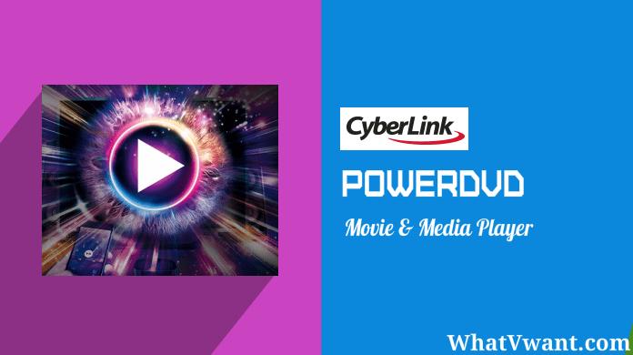 cyberlink powerdvd media player