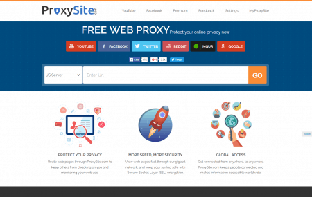 Proxy Site - Whatvwant