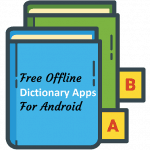 Offline Dictionary Apps for android