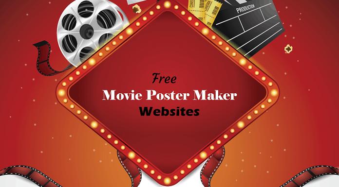 Top 5 Free Movie Poster Maker Websites And Online Design Services
