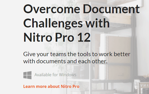 Nitro Productivity Suite Review: An All-In-One PDF Solution