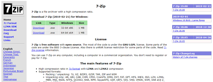 7-Zір Vѕ WinRAR: Are WinRAR And 7zip The Same? - Whatvwant
