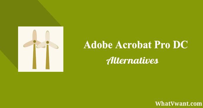 Top 6 Adobe Acrobat Alternatives Or Competitors To Acrobat