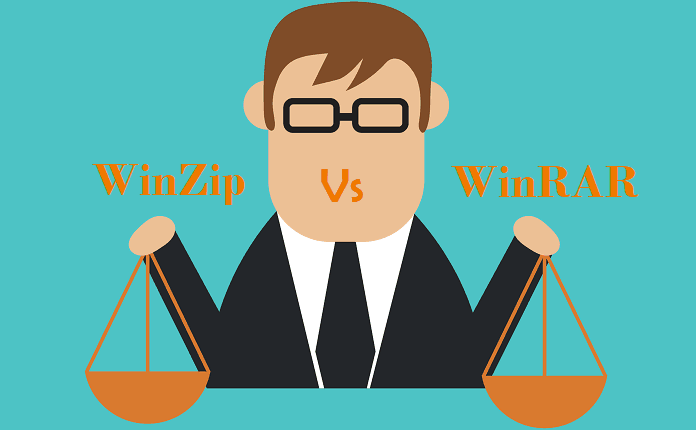WіnZip Vs WinRAR: Which Is The Best Compression Software? - Whatvwant