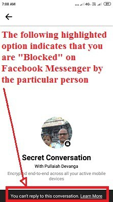 How To Block Someone On Facebook Messenger? - Whatvwant