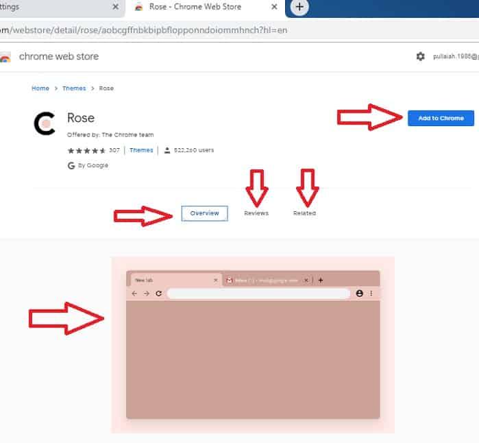 How To Change Chrome Theme - Whatvwant