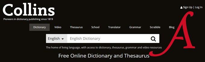 Top 5 Best Free Online Dictionaries - Whatvwant